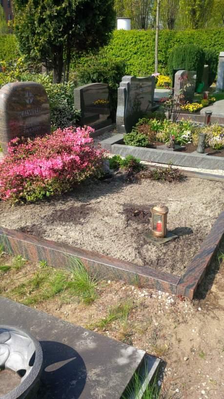 Hausmeisterservice – Gartenpflege – Grabpflege – Kleinbeetpflege III