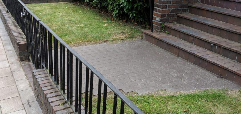 Hausmeisterservice – Gartenpflege – Unkraut Entfernung Rund um das Haus